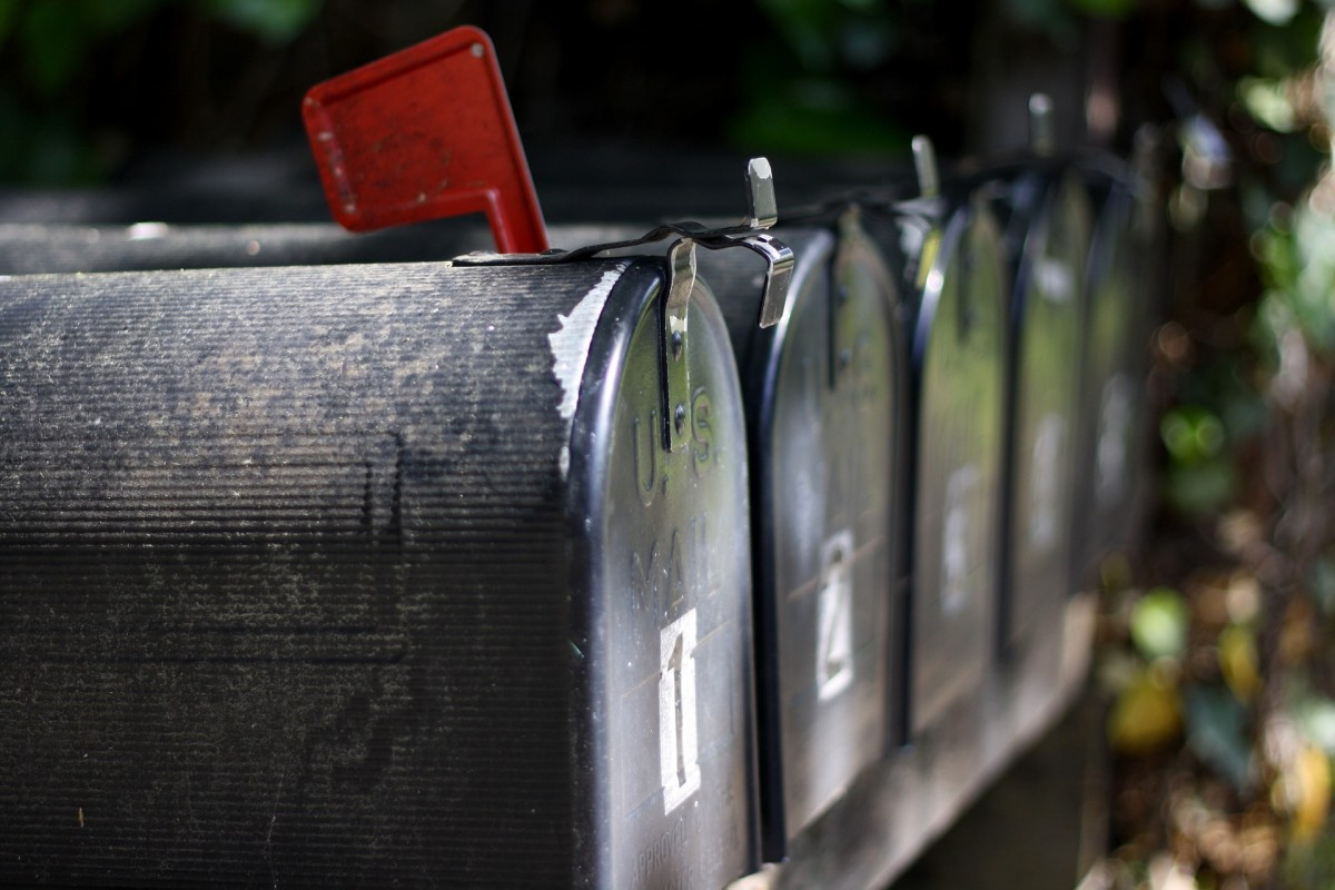 "To a mailbox thief, the outgoing mail flag is literally a red flag saying, ""Here I am, come get me."""