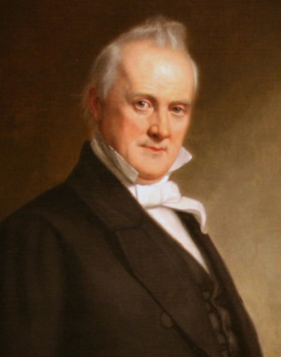 James Buchanan--The Worst President Ever?