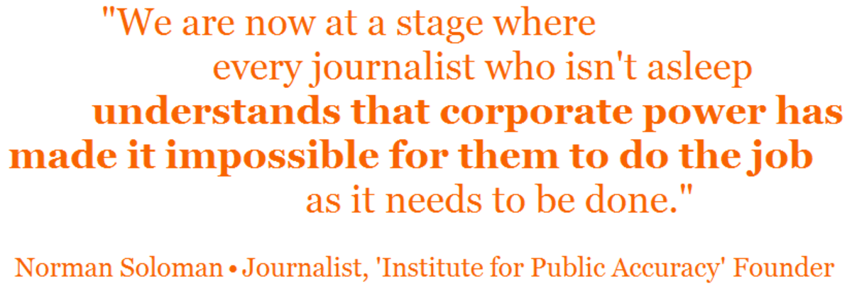 Do you feel like you are well informed by your news sources?