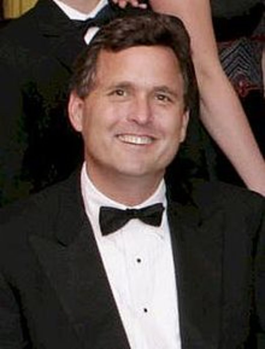 Marvin Pierce Bush, the Youngest Son of George and Barbara Bush