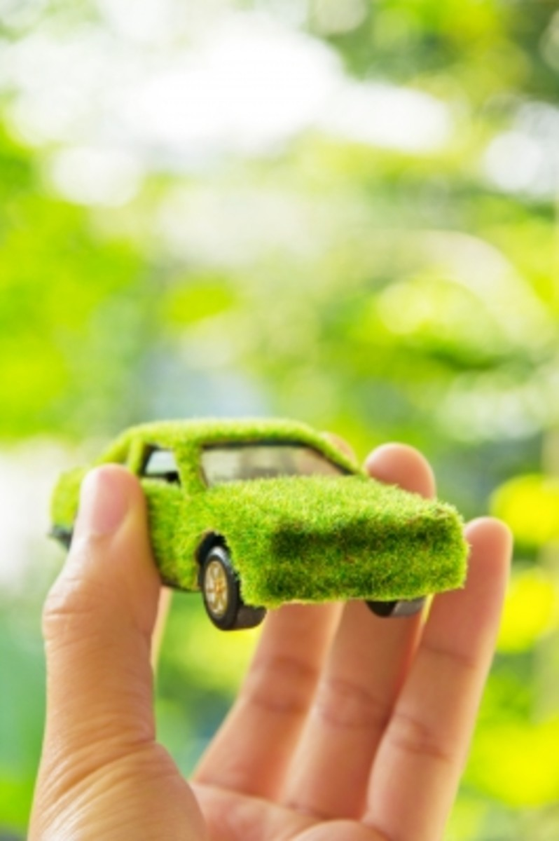 Greener, more fuel-efficient cars