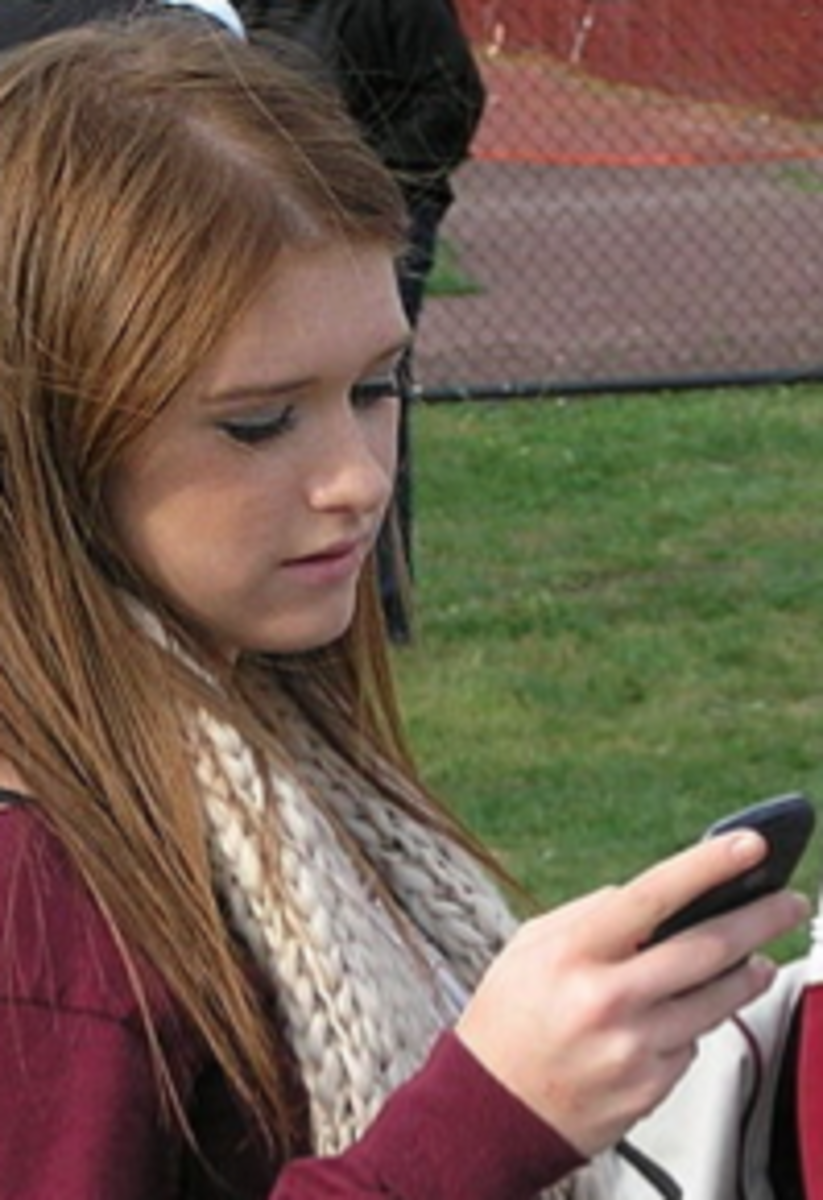 Cell phones in schools are a distraction for teenagers.