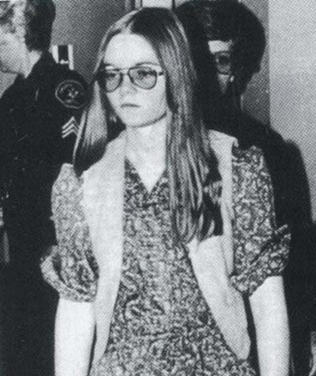 Brenda Ann Spencer - 16 year old shooter of the Cleavland Elementary School - 1979