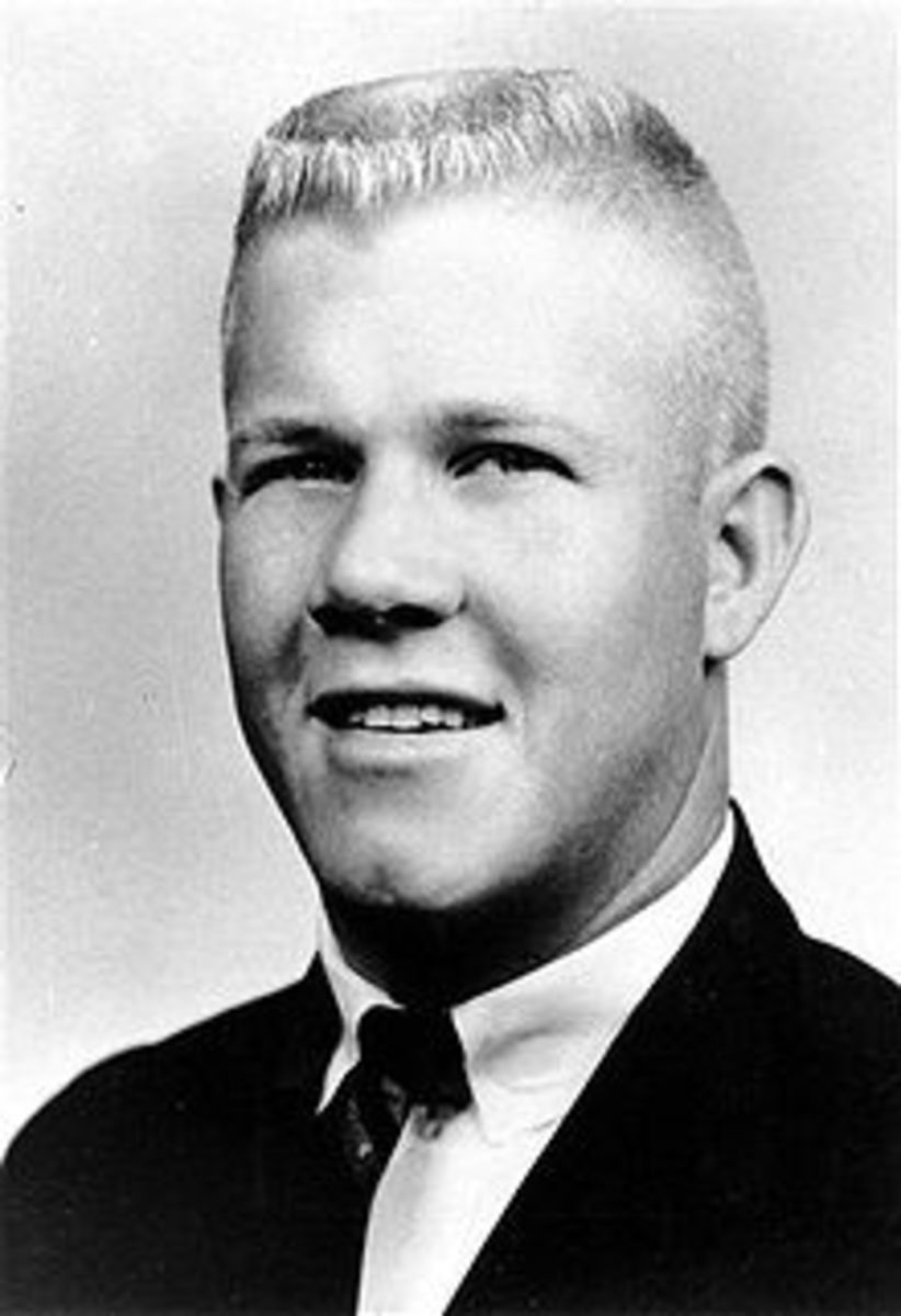 Charles Whitman - Texas Tower shooter - 1966