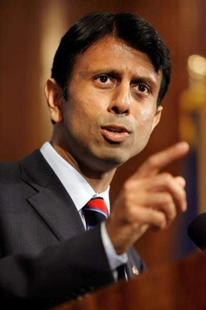 Governor Bobby Jindal of Louisiana (R)