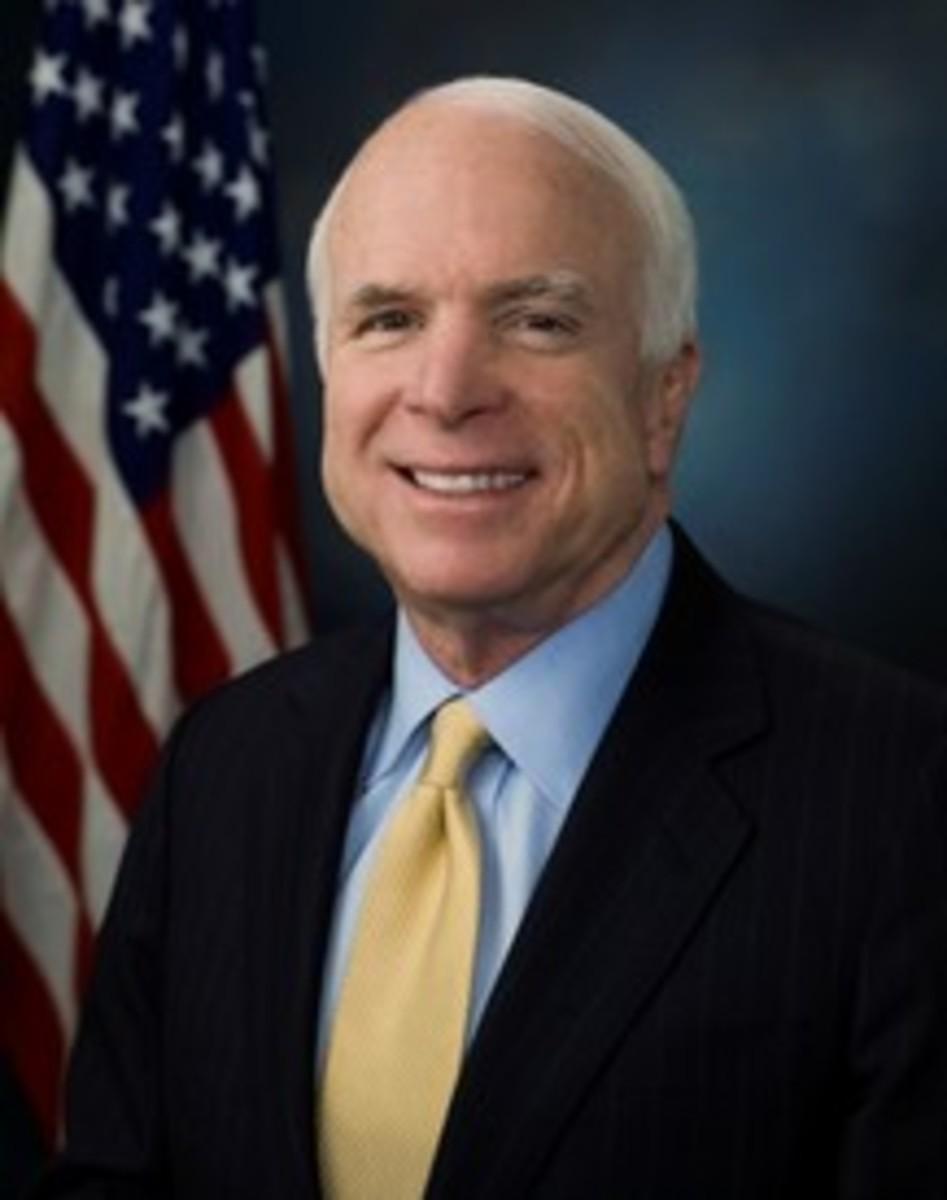 Senator John McCain (R-AZ)