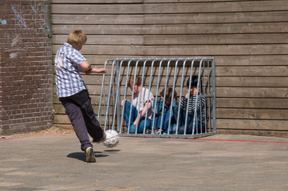 Bullying can affect our children and their mental health greatly