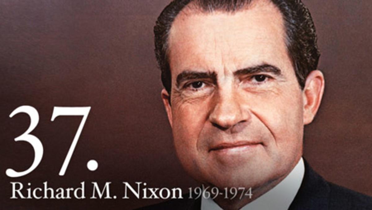 President Richard Milhous Nixon