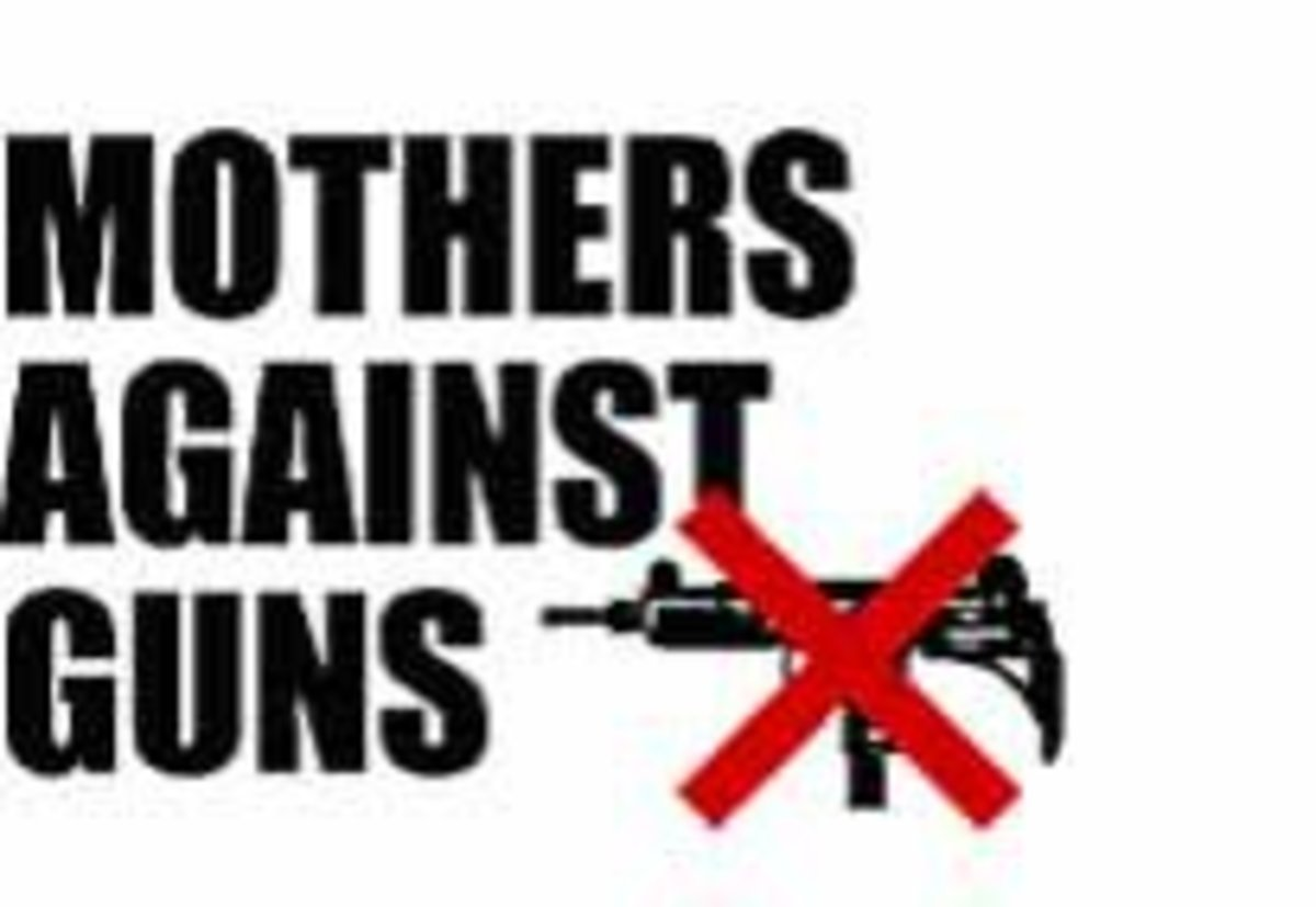 To join Mother's Against Guns, click over to http://momsagainstguns.org/