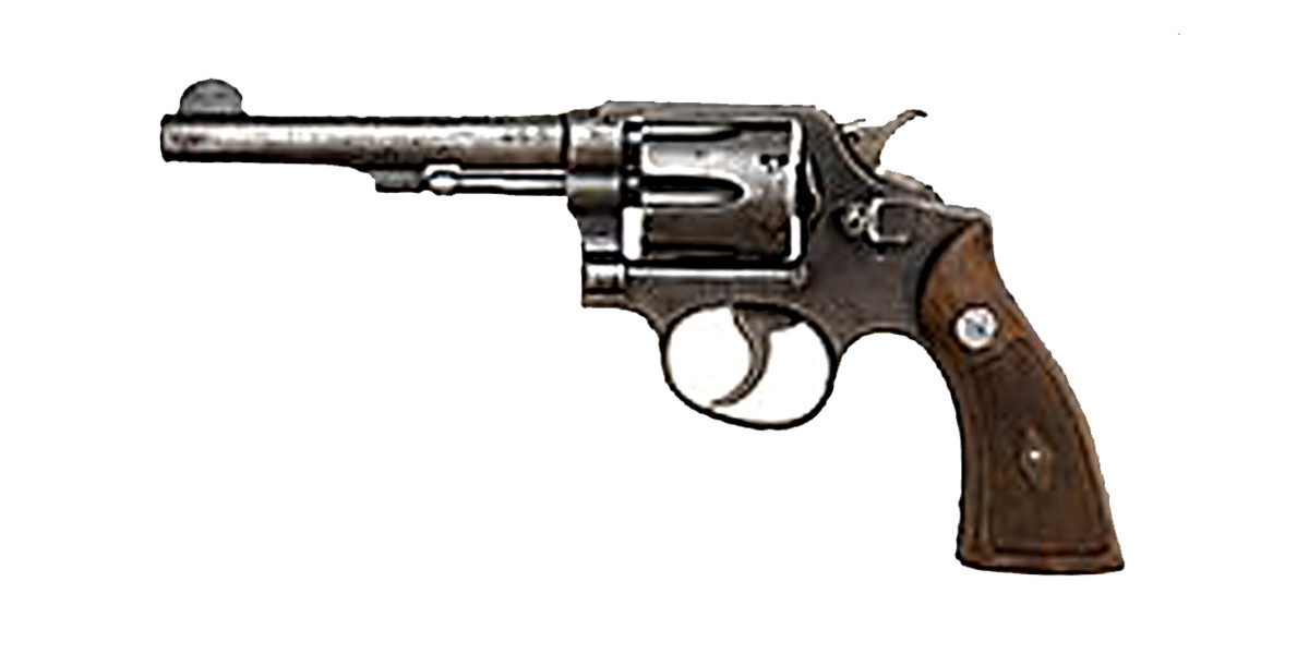 The Smith & Wesson Model 10 Revolver has been described in its various forms as 'the most successful handgun of all time'.