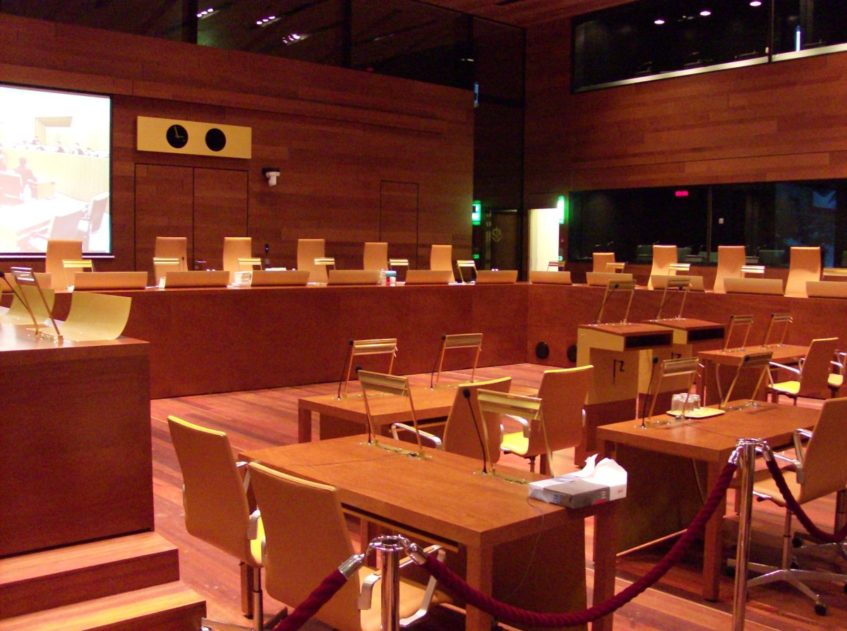 The Court of Justice of the European Union (CJ) where many of the important free movement of goods cases were decided.
