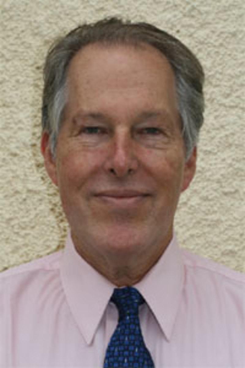 Dr. Richard Somerville.  Image courtesy ESRL.
