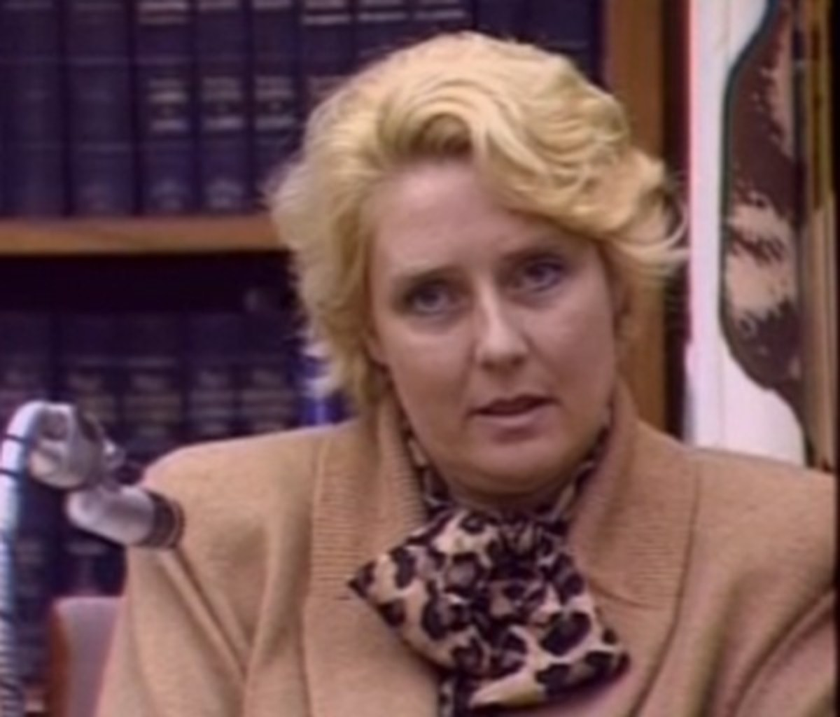 Betty Broderick in Court