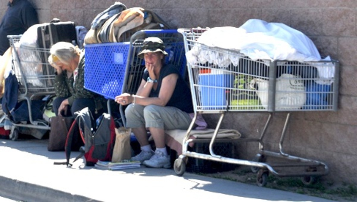 26% of the U.S. homeless population are veterans.  3% of that number are women veterans.