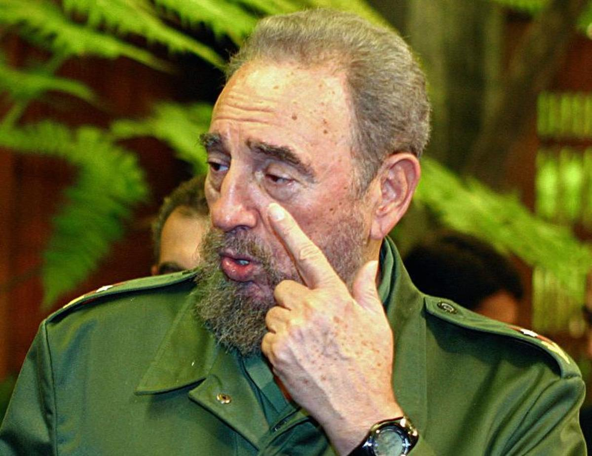 The United States conspired with the mafia to murder Fidel Castro.