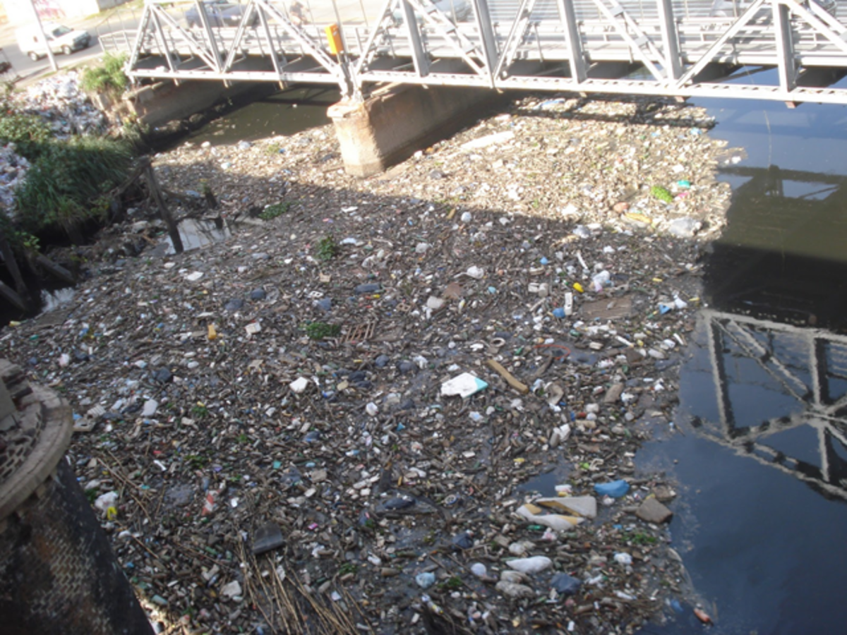 Matanza-Riachuelo River