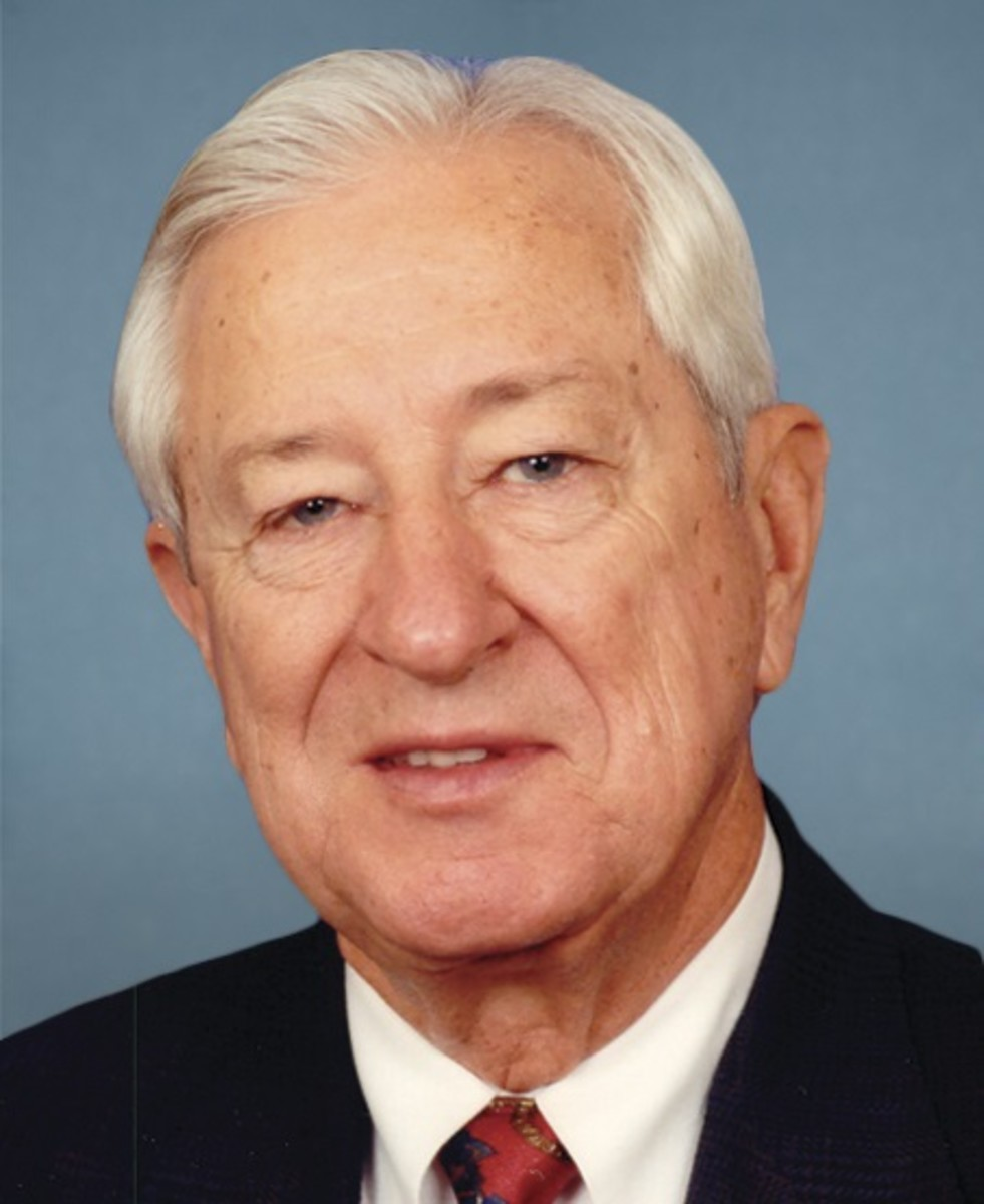 Ralph Moody Hall is the U.S. Representative from the 4th District of Texas since 1980 (R).