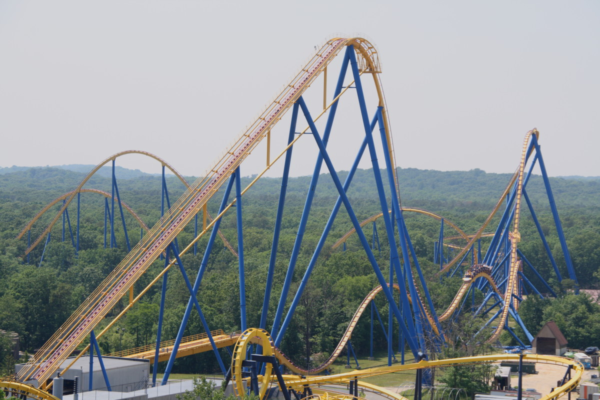 You have a better chance of dying at an amusement park than in being wrongfully accused and executed in the United States.