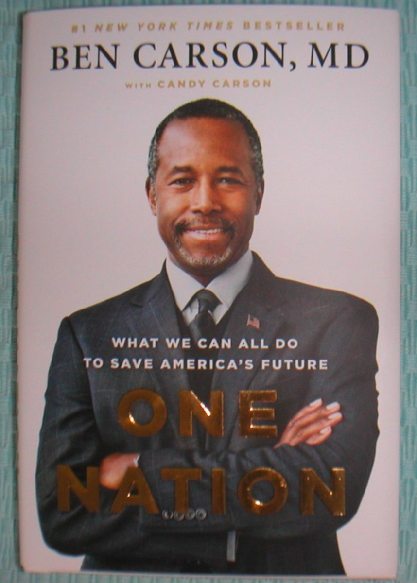 Ben Carson, One Nation - A Book Review