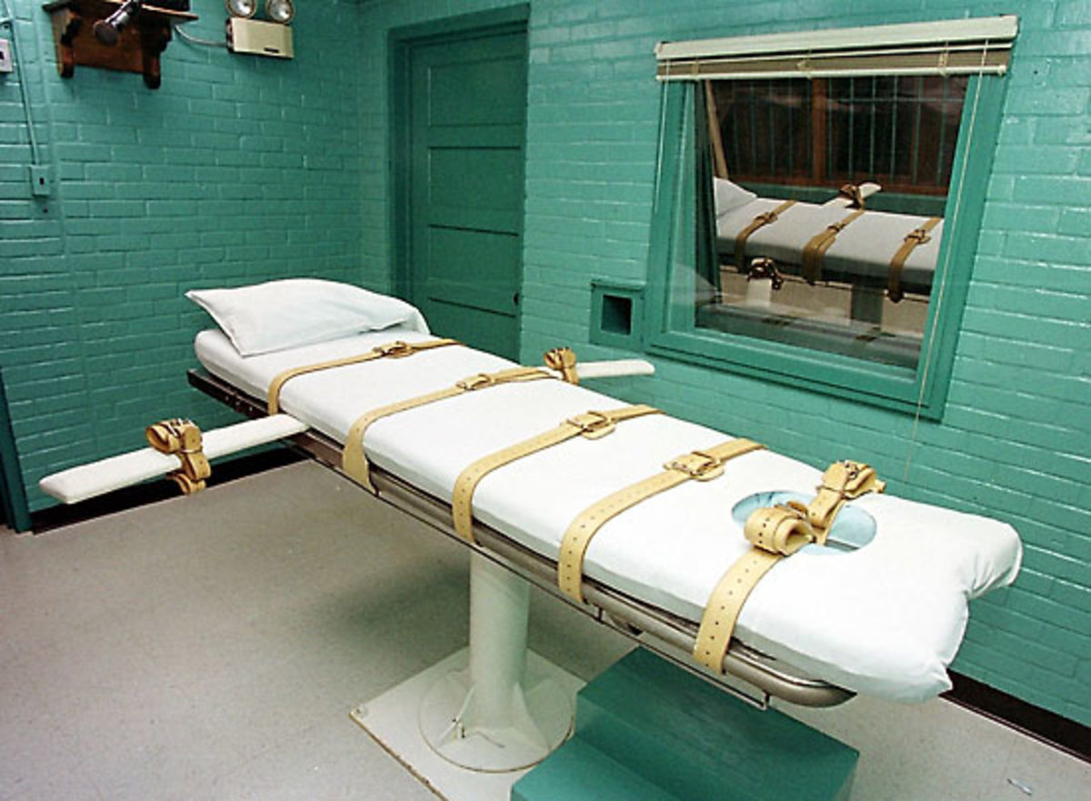 the-death-penalty-in-the-united-states