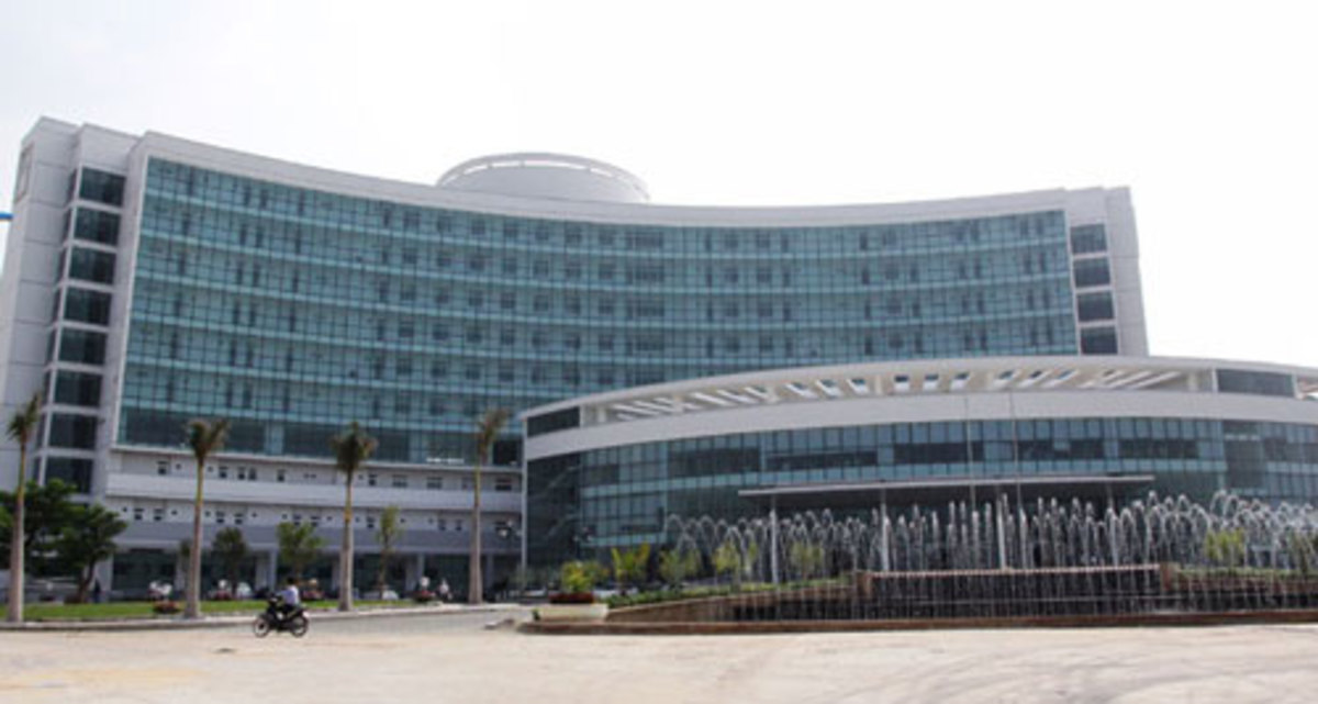 Danang Cancer Hospital