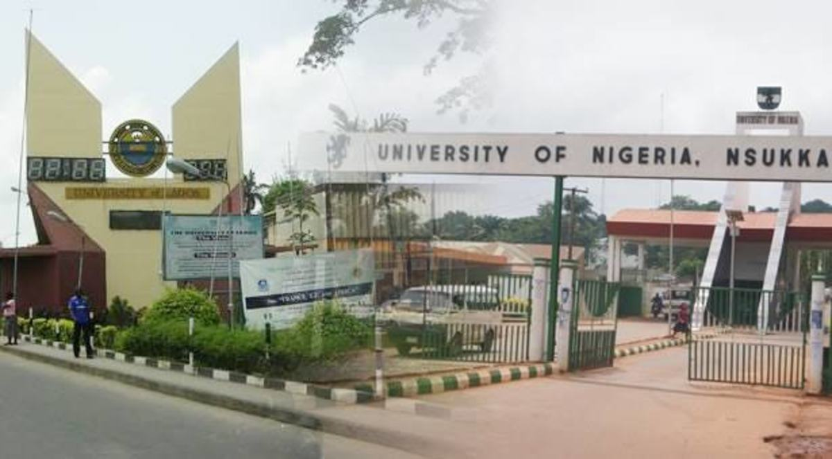 University of Nigeria Nsukka. It is one of the oldest universities in the country located in Enugu state.