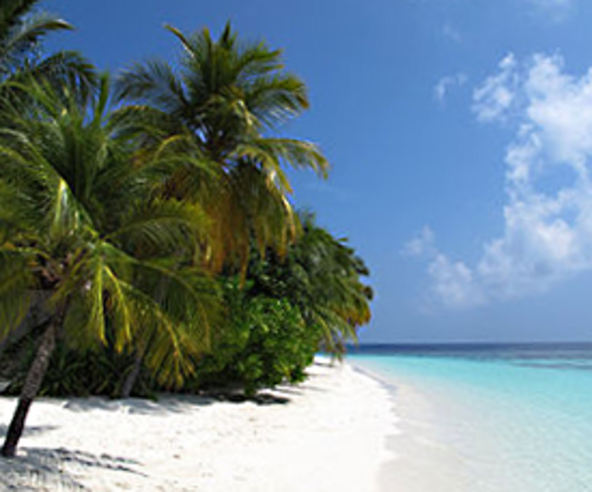 Another Maldivan island - Which one would you prefer for a two week vacation?