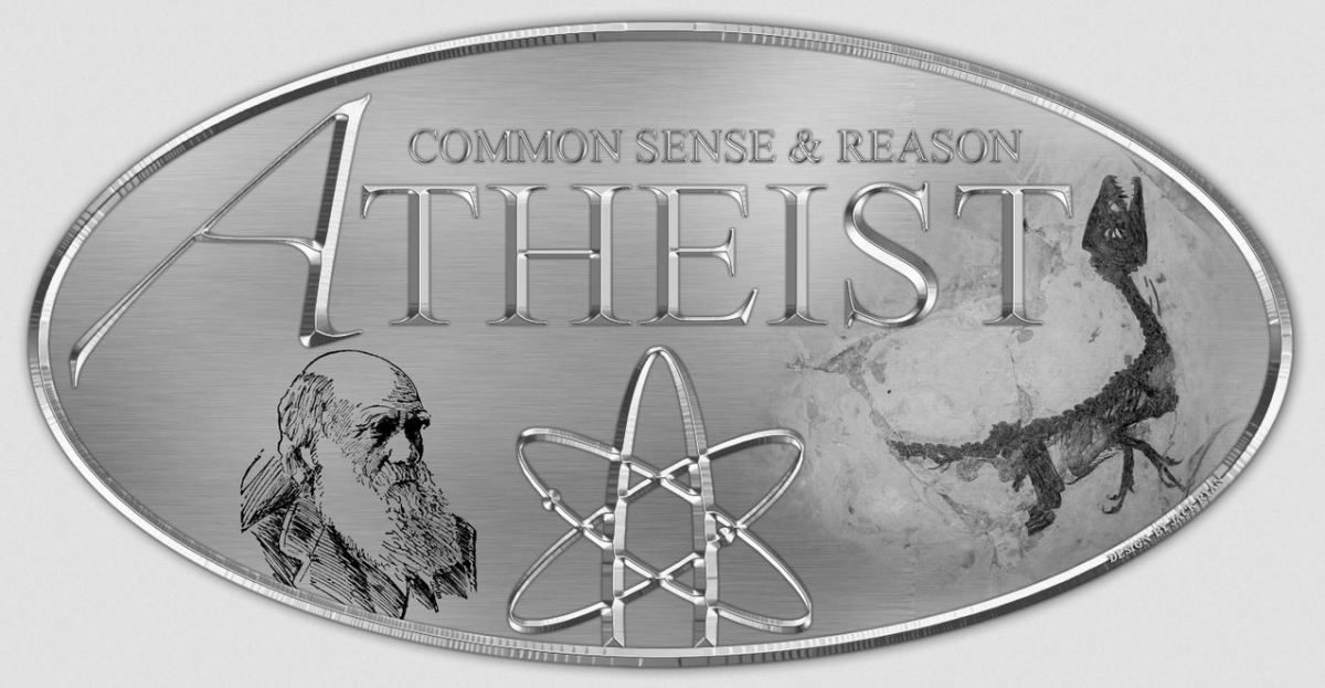 Atheist badge