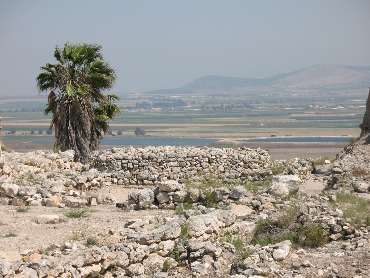 Megiddo, Where It Is Said Christ Will Return to Destroy the Natural World