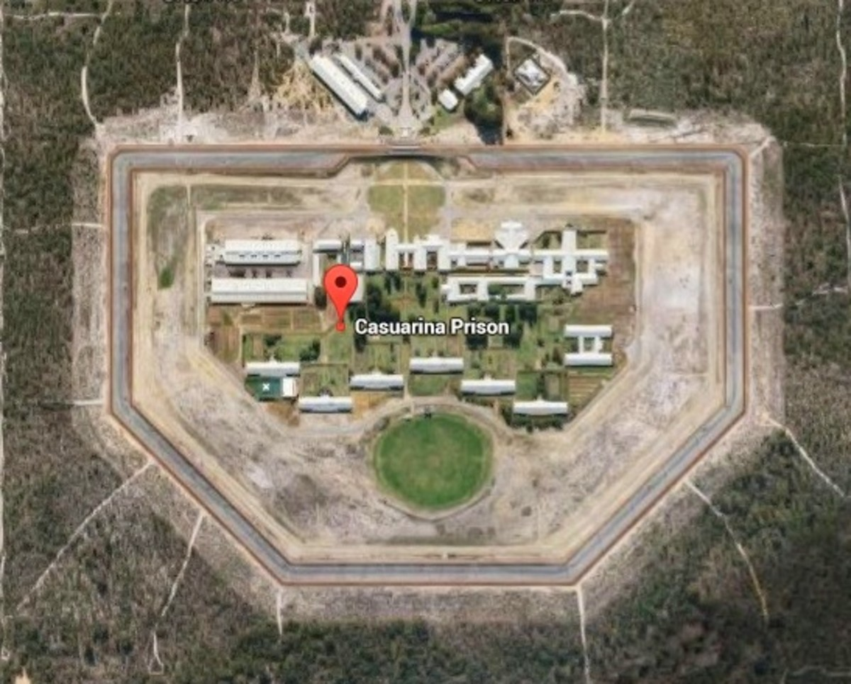 Casuarina Prison