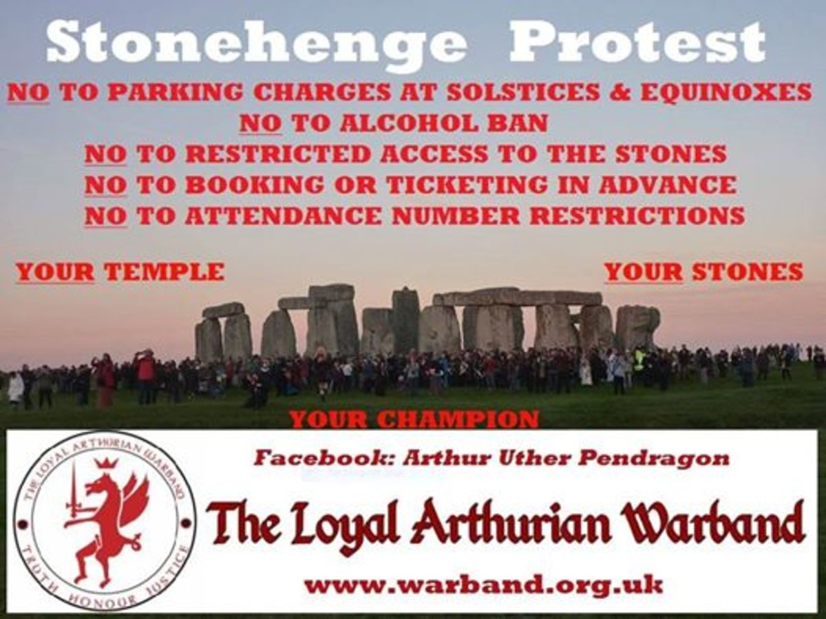 trouble-at-stonehenge-king-arthur-fights-the-alcohol-ban-and-car-park-charge-for-summer-solstice