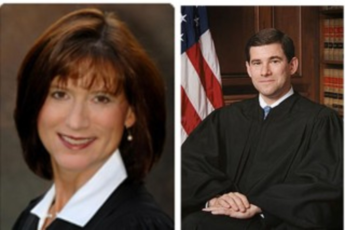 Meet Diane Sykes and Bill Pryor. Both are acknowledged Conservatives that Donald Trump has mentioned as people he would consider for the Supreme Court. Although Cruz has been speculated, it seems like that is an unlikely pick at this point.