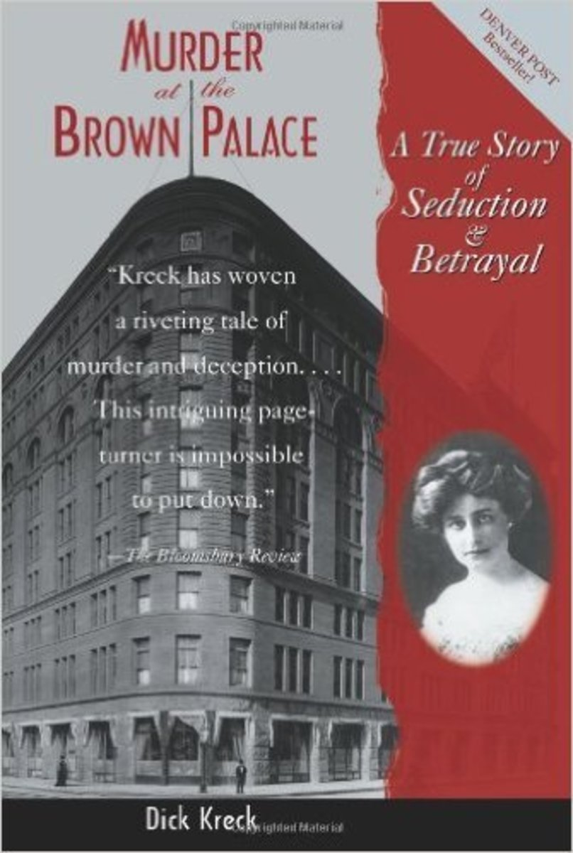 A Murder at Brown Palace by Dick Kreck