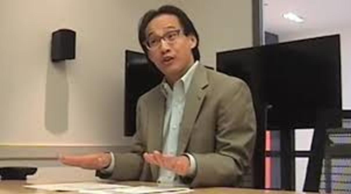 San Diego Board of Elections Registrar Michael Vu