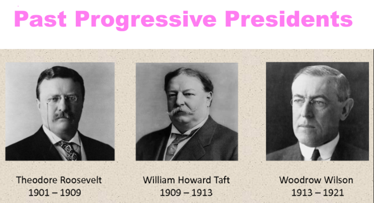 It was progressivism that set the stage of a successful modern America.