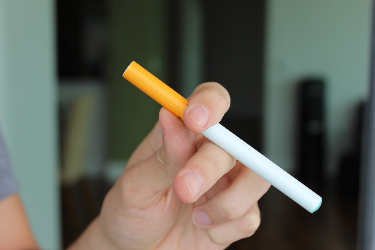There are plenty of products catered for smokers who want to quit.