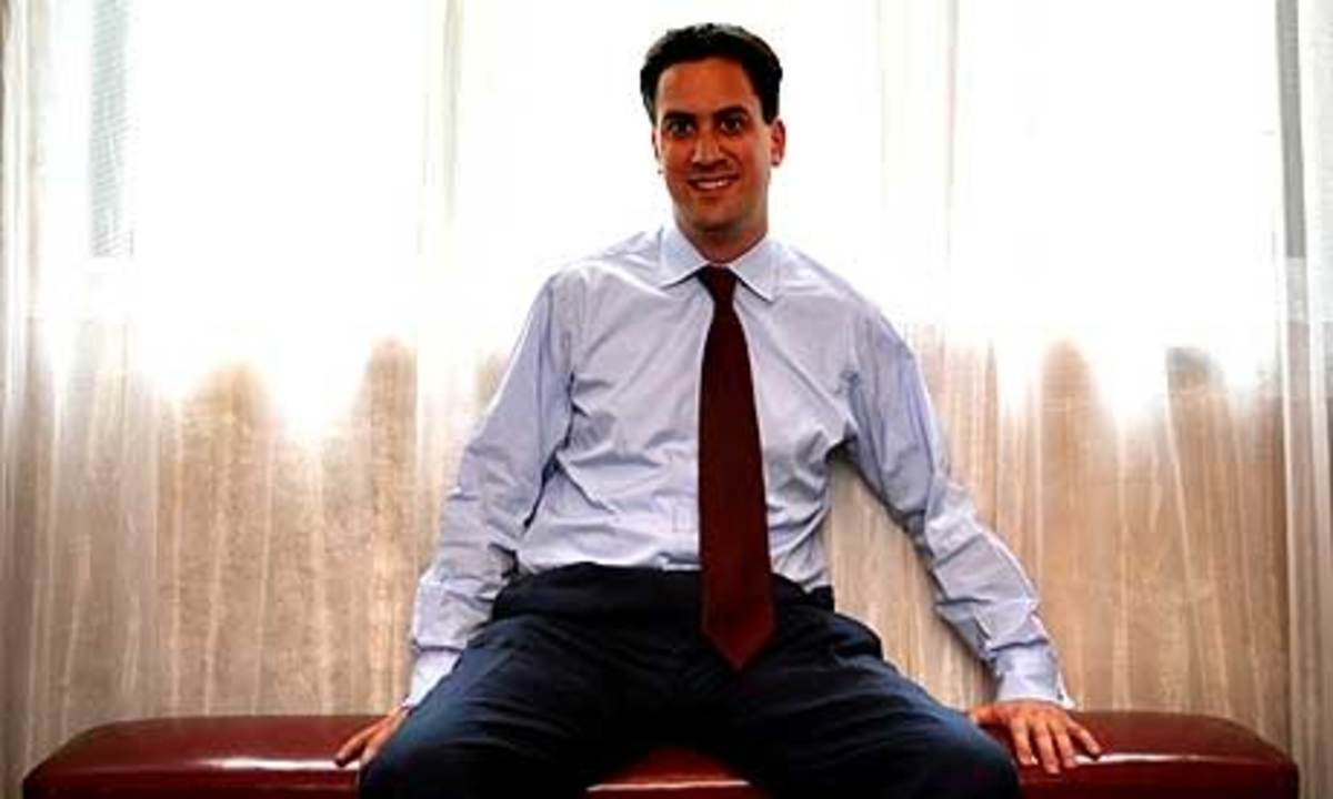Ex - Labour Leader Ed Miliband who with Cameron was on the side for Scotland to stay in the UK.