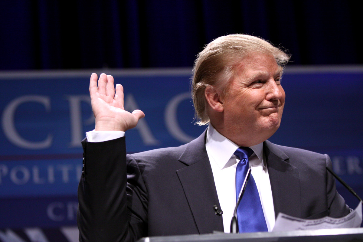Donald Trump bullied and marketed his way to the Republican nomination.
