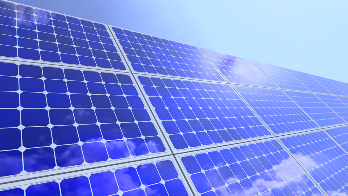 The potential of solar energy is virtually limitless!