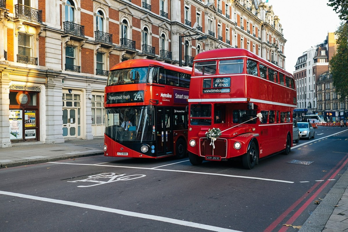 Using public transport is a wise decision to make in the interest of the environment.