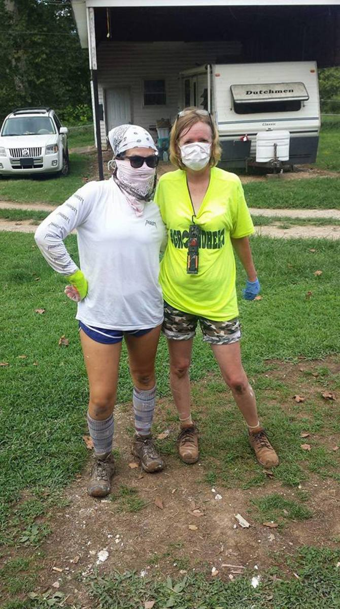 #GroundHeroWV has been an amazing asset for the ongoing flood relief efforts in West Virginia.
