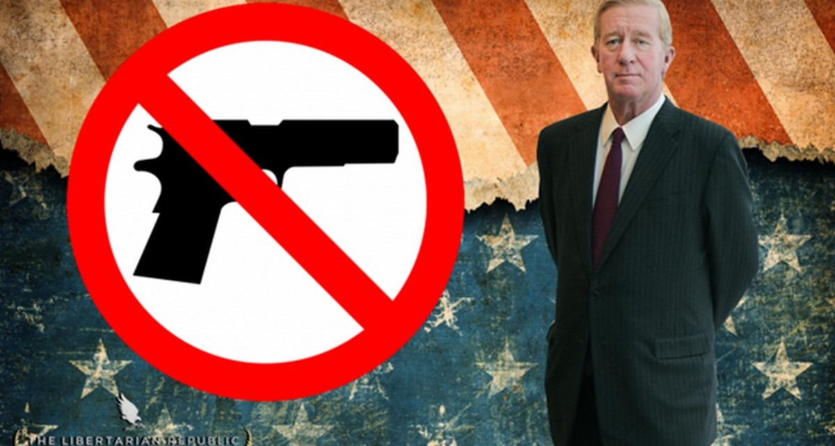 Many libertarians see Bill Weld as a typical opportunistic pol, not as a libertarian.