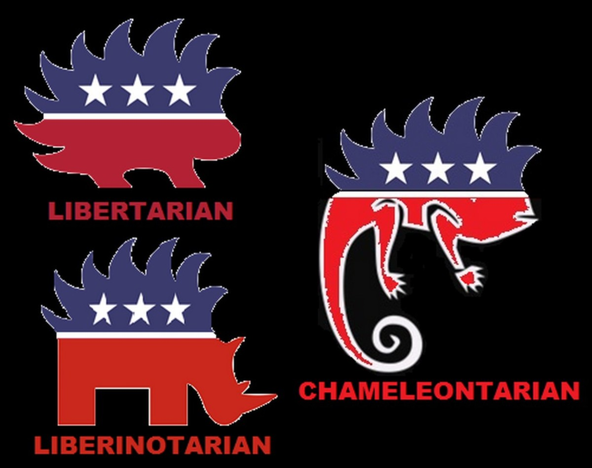 Disputes are part and partial for people in the Party of Principle, entailing unalike logos for fragmented followers