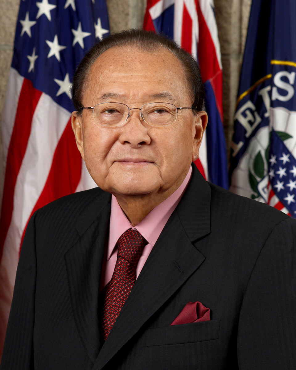 Daniel Inouye 53 years in congress