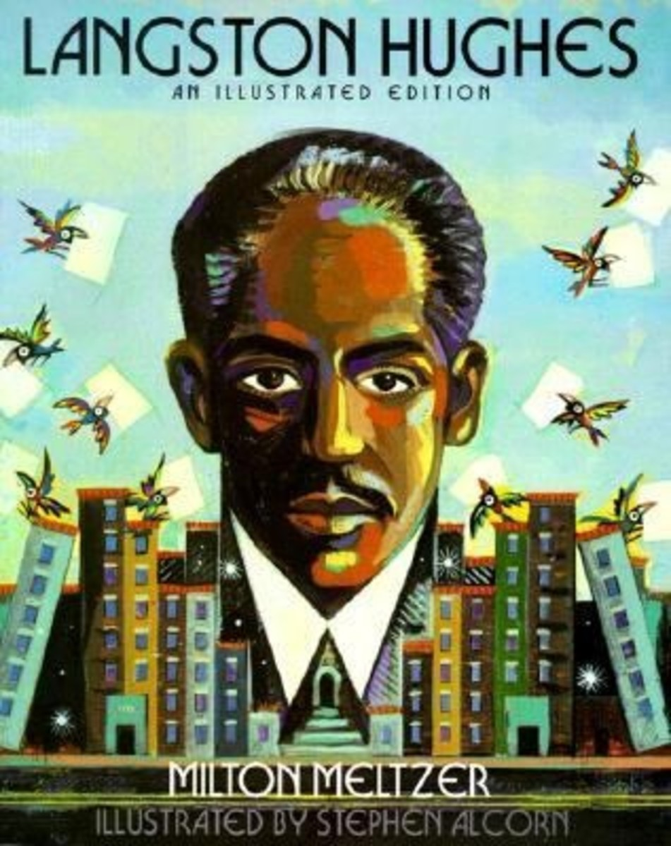 The Illustrated Langston Hughes