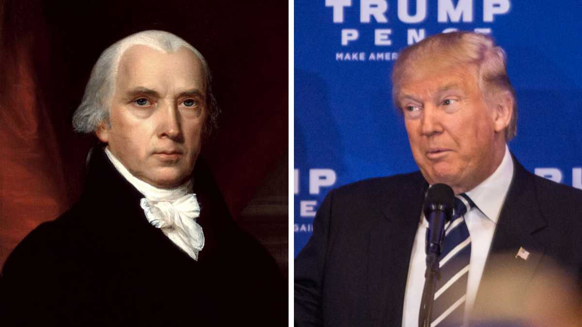 Luckily For Trump, Madison's Electoral College Was Rigged (or not)