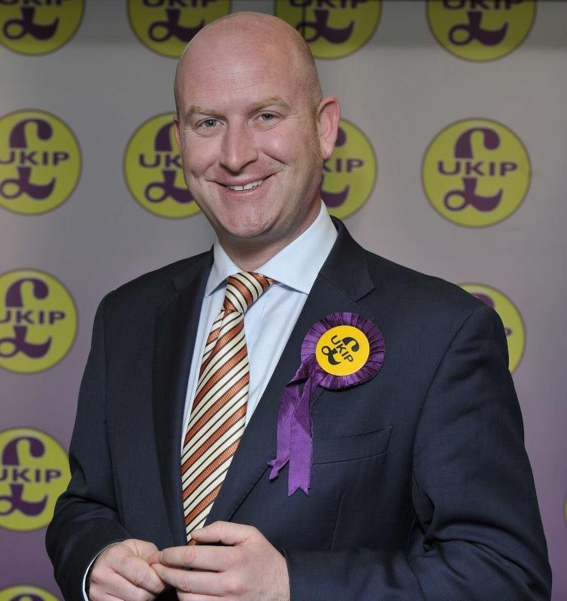 New leader Paul Nuttall