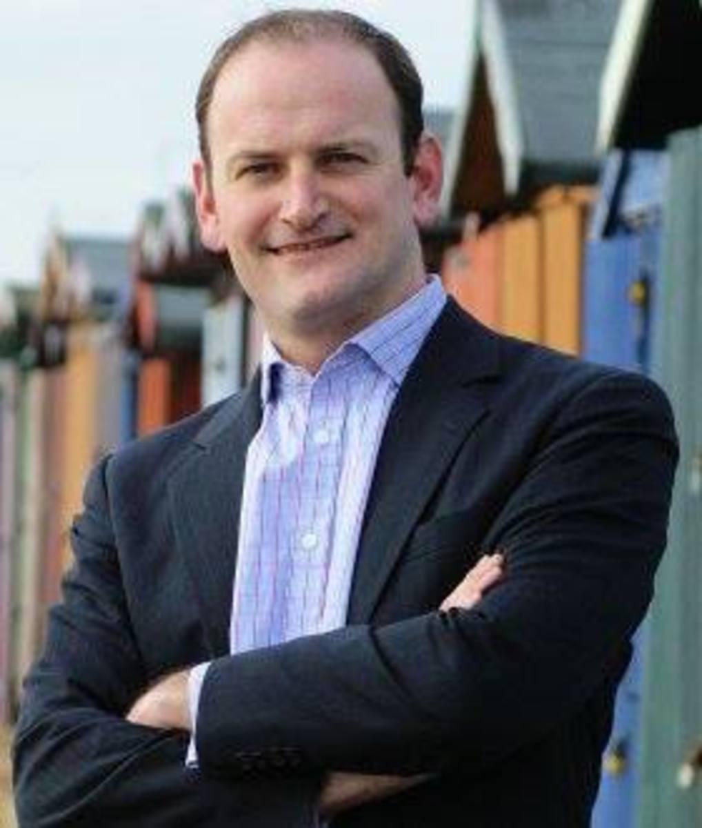 UKIP's ony MP Douglas Carswell