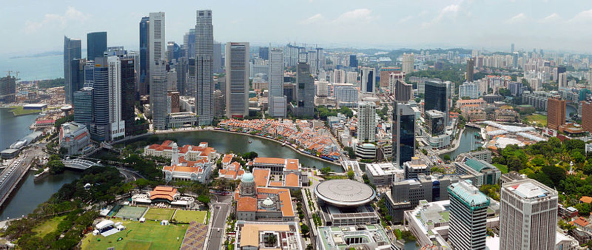 Singapore, most sustainable city in Asia?