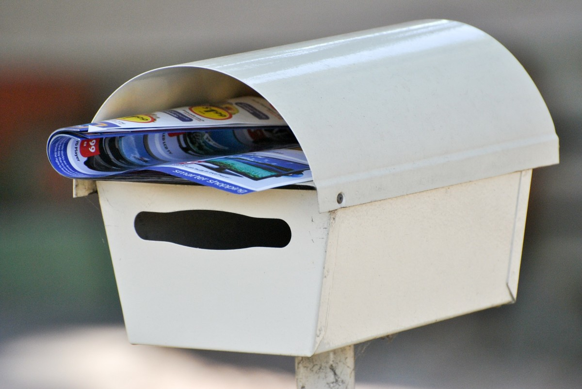 If your fundraising letters arrives along with a pile of fliers and junk mail, it might get overlooked.